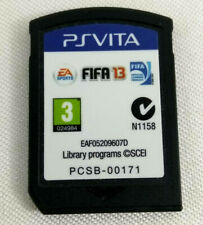 Jeu Sony PS VITA en loose  Fifa 13  Envoi rapide et suivi