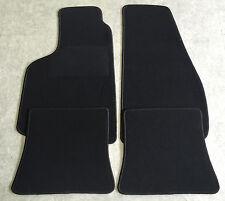 Autoteppich Fußmatten für VW Golf 1 Cabrio 1979'-93' 4tlg schwarz nicht original