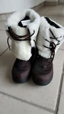 Kamik Damen Winterstiefel Seattle Braun Gr. 39