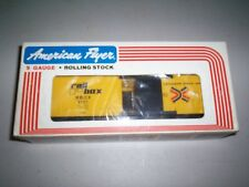 American Flyer #9707 Rail Box Car