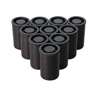 10pcs plastique bouteille vide Boîtes de film 35mm de cas Bidons conteneurs neuf