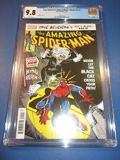 Amazing Spider-man #194 1st Black Cat Key True Believers Reprint CGC 9.8 NM/M