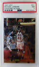 9c89abebec18c2 Upper Deck Michael Jordan 7 Graded Basketball Trading Cards for sale ...