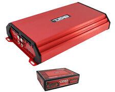 DS18 S1200.4 1200 Watt Full-Range 4-Channel Class-AB Amplifier Car Speaker Amp