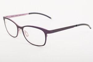 Orgreen GLINT 504 Matte Bordeaux / Matte Victorian Rose Titanium Eyeglasses 53mm