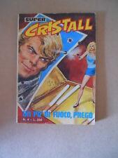 Super Cristall n°4 1975 edizioni Universo   [G433] BUONO