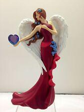 Heart of Wisdom - Heartfelt Promises Angel Figurine - Bradford Exchange