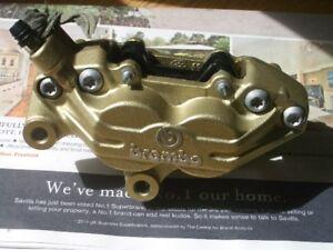 * KTM Front Brake Caliper Duke 11, 640 SM, 660 SMC, part number 58713015000