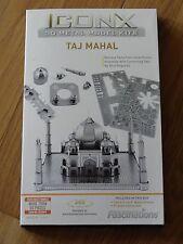 Taj Mahal ICONX 3D Laser Cut Metal Model Kit Fascinations Metal Earth Steel
