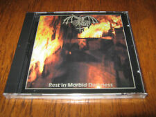 """PEST """"Rest In Morbid Darkness"""" CD  darkthrone bathory"""
