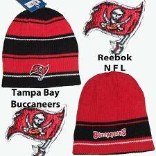 Officiel Reebok Tampa Bay flibustiers Réversible Tricot Chapeau taille unique adultes
