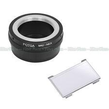 FOTGA M42 42mm Lens to Sony E-Mount NEX-3 C3 NEX-5 5N 5R NEX-6 NEX7 Adapter ring