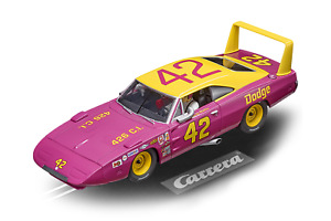 Carrera 27638 Dodge Charger Daytona Marty Robbins No.42 Evolution 132 2002763...