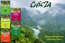 Chicza Organic Chewing Gum - Full Box (10 Packs)