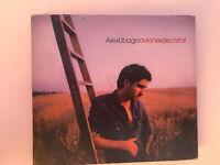 ALEX UBAGO CD AVIONES DE CRISTAL CD + DVD EDICION ESPECIAL DESPLEGABLE DIGIPACK
