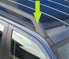 Genuine Land Rover roof rack plastic cover Freelander 2 bar foot feet front RH