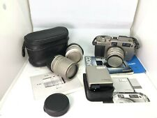 �Mint 3Lens 】 Contax G1 w/ 28mm + 45mm + 90mm w/ Tla140 from Japan