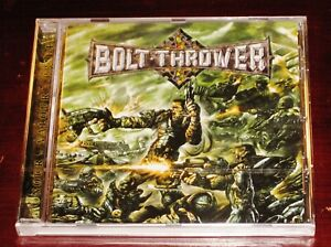 Bolt Thrower: Honour - Valour - Pride CD 2001 Metal Blade Records Germany NEW