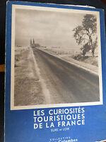 Eure et Loir  - Curiosités touristiques de la France  annees 50