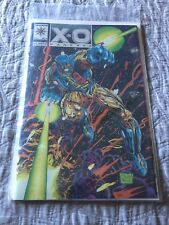X-O Manowar #0 Chromium Cover Valiant Quesada Layton (1993) VF/NM