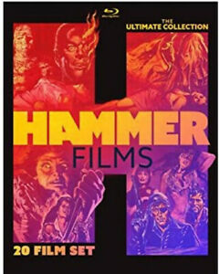 Hammer Films - Ultimate Collection [New Blu-ray]