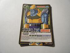 Général Rild - D-758 - Carte Dragon Ball Z Série 8