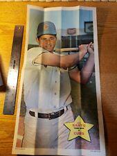 1968 TOPPS Baseball Poster, Ron Santo No. 21