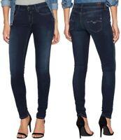 Replay Damen Jeanshose Luz Skinny Dark Indigo Blau W25 - W32