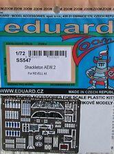 Eduard 1/72 couleur SS547 zoom etch pour le revell avro shackleton aew 2 kit