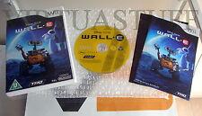 Wall - E, Nintendo, WII, WII U, PAL, EURO, Disney Pixar, completo,good condition