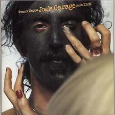 Joe's Garage Acts II & III Frank Zappa CZE picture disc LP vinyl album record