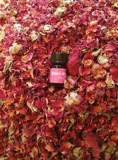 bMaker Dried Rose Buds Petals Red 1 Lb Food Grade Edible | Best for Tea, Baking,