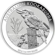 Silbermünze Australian Kookaburra 2016 1 Unze 999 Silber silver coin 1Oz Oz NEU