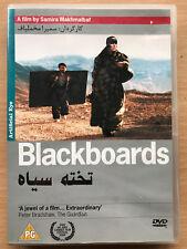 LAVAGNE ~2000 classico Samira Makhmalbaf PERSIANO IRANIANO FARSI Film Regno
