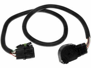 For 1996 Spartan Motors BC2000 Accelerator Pedal Sensor Dorman 66789BX