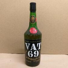 Vat 69 Finest Scotch Whisky 43 % Alkohol alte Ausführung Epikur GmbH Koblenz