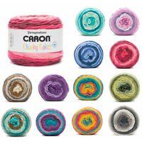 Caron Chunky Cakes Super Chunky Yarn Knitting Crochet Crafts 280g Ball