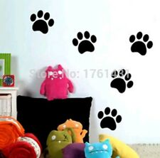 Pet Paws wall decal sticker bedroom baby nursery home decor