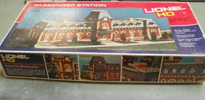 LIONEL 5-4554 HO Passenger Station