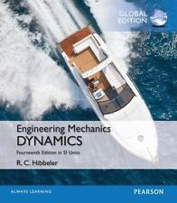 Engineering Mechanics: Dynamics in Si Units, Hibbeler, Russell, Good Book