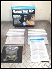 PICK-UP TRUCK TAIL GATE ALUM LOADING RAMP BRACKETS (pr) New in Box