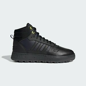 New Trainers Adidas FROZETIC BOOTS Legend Ink / Core Black / Grey Six