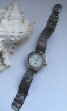 HAND MADE STERLING SILVER LADIES WATCH