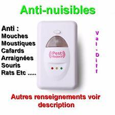 Pest reject Anti-Nuisibles Insectes Rampants, Volants et Petits Rongeurs Etc ...