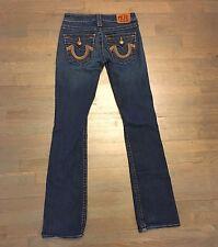 True Religion Womens Jeans Size 27 RN#112790 CA#30427 Becky Flap Pocket