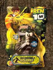 "Ben 10 Classic Upgrade Battle Version 4"" Alien Collection 2 Figure Bandai 2007"