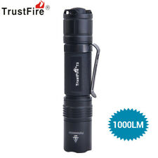 TrustFire T3 Cree Tactical Torch Flashlight Light 1000Lumen For Camping Hunting