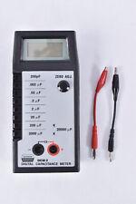 Vintage Universal Enterprises DCM Digital Capacitance Meter Cap Tester