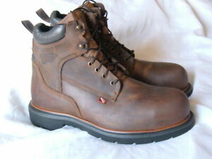 100% AUTHENTIC RED WING 4404 SAFETY TOE  WORK BOOTS