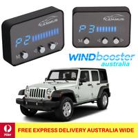 Windbooster Throttle Controller to suit Jeep JK Wrangler 2007-2018